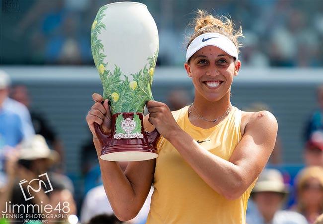 Кис стала чемпионкой «Премьера» в Цинциннати, победив в финале Кузнецову - «Теннис»