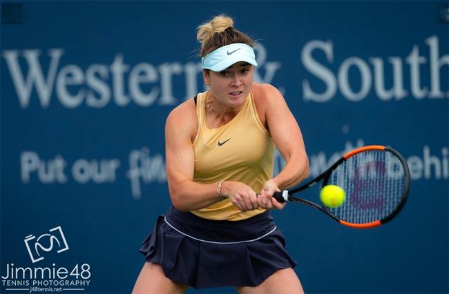 Рейтинг WTA. Свитолина стала пятой ракеткой мира, Ястремская и Цуренко ослабили позиции