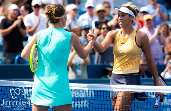 Кис рассказала, за счет чего победила Кузнецову в финале «Премьера» в Цинциннати - «Теннис»