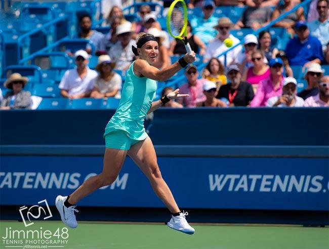 Кузнецова объяснила, почему не смогла завоевать титул в Цинциннати - «Теннис»