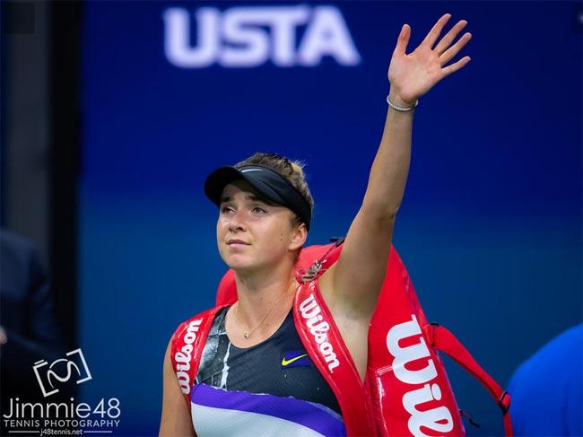 US Open. Свитолина уступила Серене Уильямс место в финале