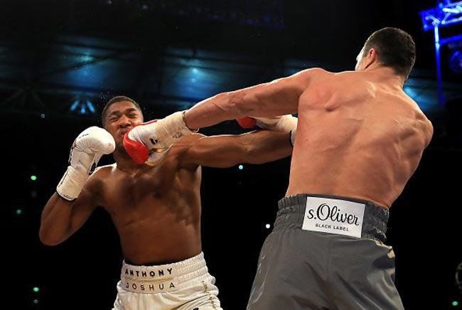 Джошуа: Владимир Кличко бьет сильнее всех. Он настоящий зверь - «Бокс»