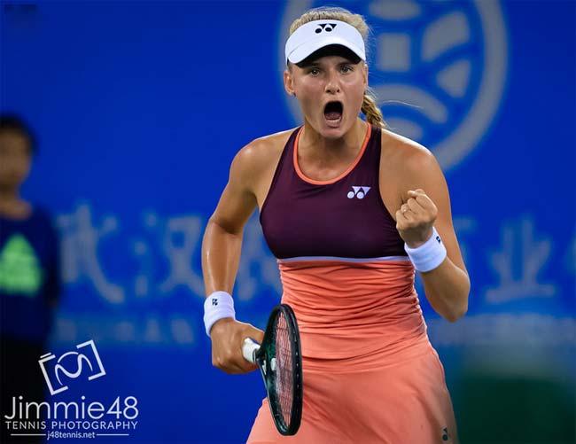 Пекин. Ястремская отдала два гейма Гарсии и вышла во второй круг - «Теннис»