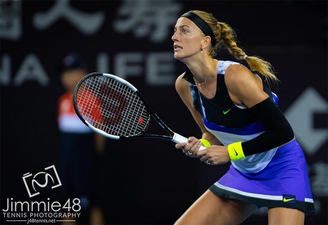 Пекин. Барти и Квитова поспорят за место в полуфинале - «Теннис»
