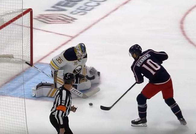 НХЛ. «Коламбус» в овертайме обыграл «Баффало», «Торонто» проиграл «Сент-Луису» (+Видео) - «Хоккей»