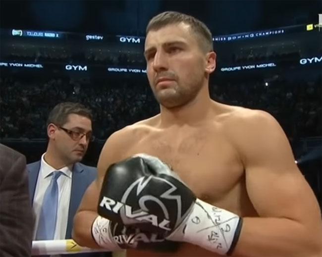 Гвоздик: Бой с Бетербиевым - это серьезный вызов для меня - «Бокс»