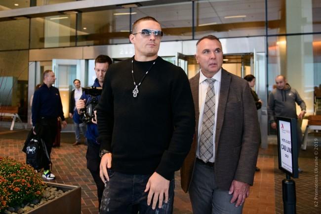 Усик vs Уизерспун: пресс-конференция (Фото, видео) - «Бокс»