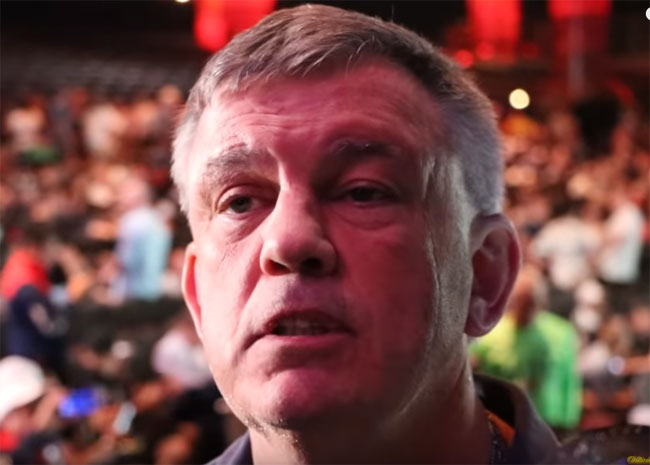Тедди Атлас рассказал о плане Гвоздика на бой с Бетербиевым - «Бокс»