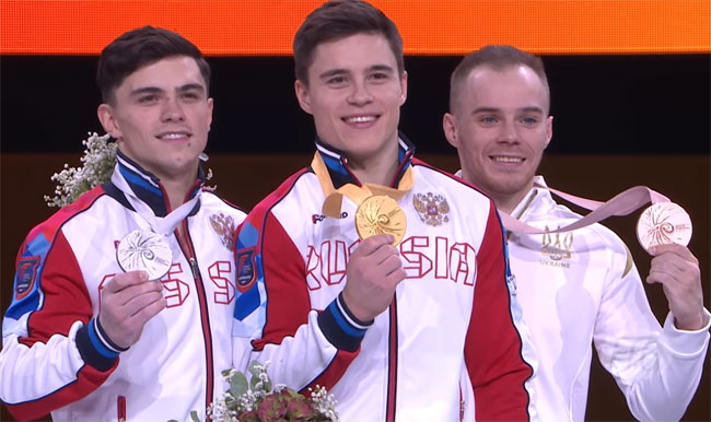Олег Верняев – бронзовый призер чемпионата мира (+Видео) - «Спорт»