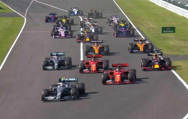 Хаккинен: В Mercedes воспользовались ошибками Ferrari
