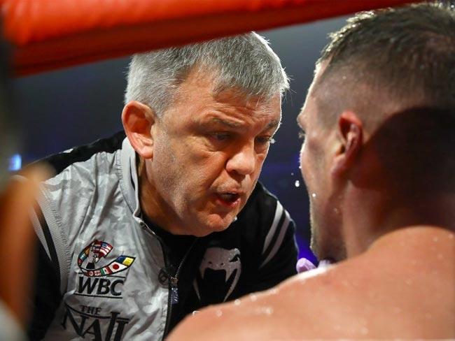 Гвоздика выписали из больницы после боя с Бетербиевым - «Бокс»