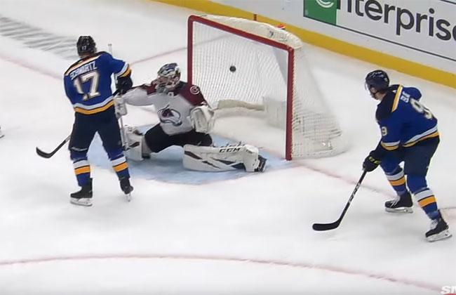 НХЛ. «Сент-Луис» обыграл «Колорадо», «Вегас» проиграл «Филадельфии» и другие результаты (+Видео) - «Хоккей»