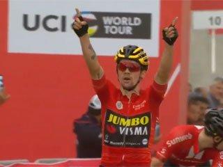 Словенец Примож Роглич признан лучшим велогонщиком 2019 года в Мировом туре - «Велоспорт»