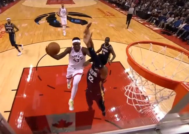 НБА. «Торонто» одолел в овертайме «Нью-Орлеан», «Клипперс» обыграл «Лейкерс» (+Видео) - «Баскетбол»