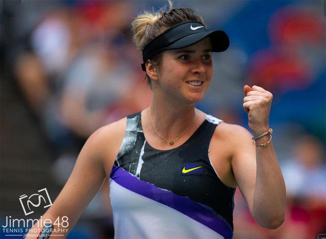 Итоговый турнир WTA. Элина Свитолина будет защищать титул против Эшли Барти - «Теннис»