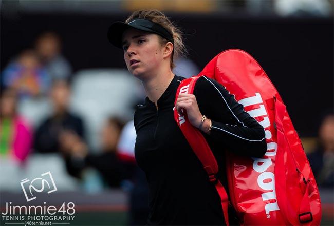 Свитолина объяснила свое поражение в финале Итогового чемпионата WTA - «Теннис»