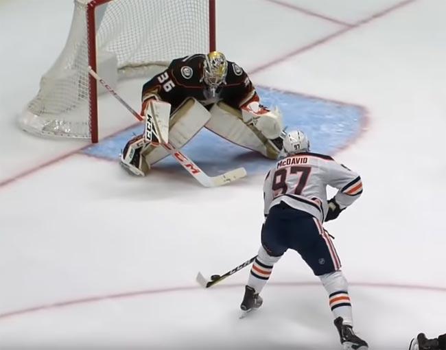 НХЛ. Макдэвид, Кейн и Драйзайтль - три звезды игрового дня - «Хоккей»