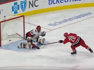 НХЛ. Ахо, Кузнецов и Эдмундсон - три звезды игрового дня - «Хоккей»