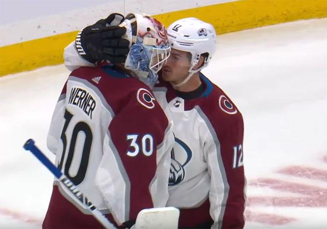 НХЛ. Названы три звезды игрового дня - «Хоккей»