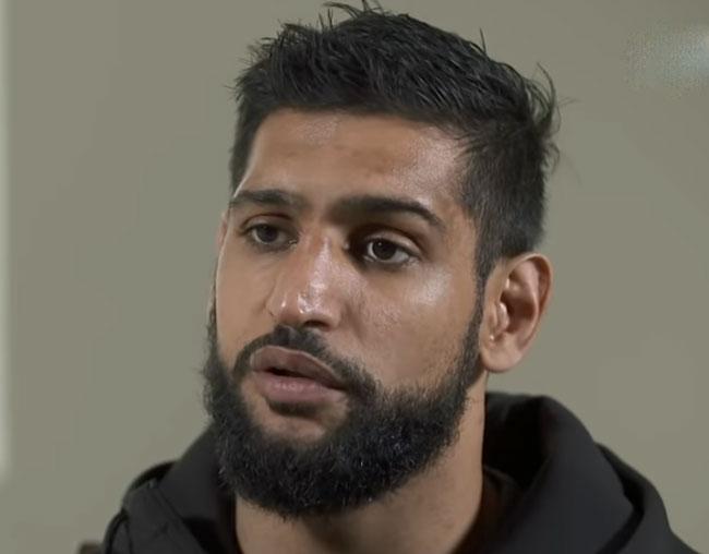 Амир Хан: Один из членов команды Мейвезера сказал, что Флойд никогда не вернется в бокс - «Бокс»