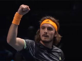 Итоговый чемпионат ATP. Циципас не пропустил Федерера в финал - «Теннис»