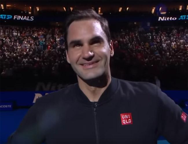 Роджер Федерер: Я испробовал всё в матче с Циципасом! - «Теннис»
