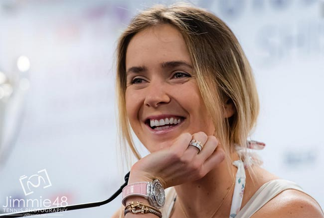 Элина Свитолина хочет построить теннисный центр в Украине
