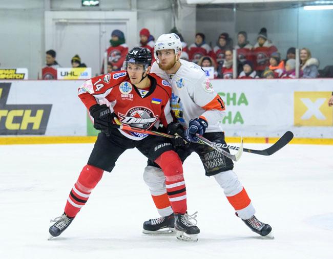 УХЛ. 19-й тур. «Донбасс» дома проиграл «Кременчуку» (+Видео) - «Хоккей»