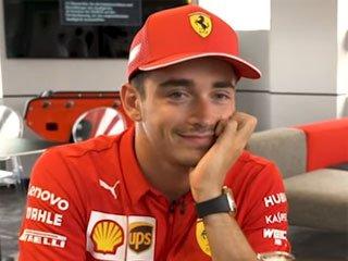 Шарль Леклер: Буду рад, если Хэмилтон перейдет в Ferrari