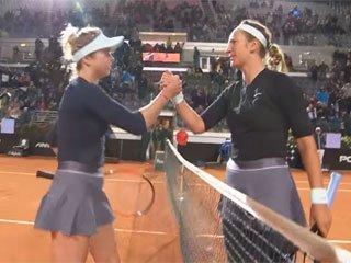 Победа Азаренко в матче со Свитолиной названа одной из главных сенсаций года - «Теннис»