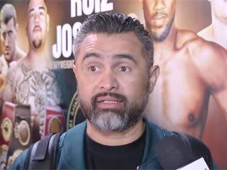 ренер Энди Руиса восхищён боксом в исполнении Энтони Джошуа - «Бокс»