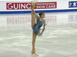Россиянка Камила Валиева победила в финале юниорской серии Гран-при по фигурному катанию