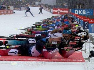 Мужская сборная Украины по биатлону сохранила в Кубке наций 7-е место