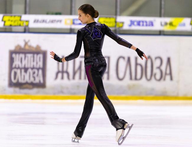 Россиянка Валиева выиграла короткую программу на юниорском ЧМ по фигурному катанию; Шаботова – 17-я - «Фигурное катание»
