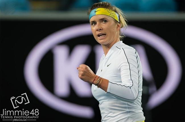 Свитолина вышла в полуфинал турнира в Монтеррее
