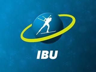IBU представил календарь Кубка мира 2020/21