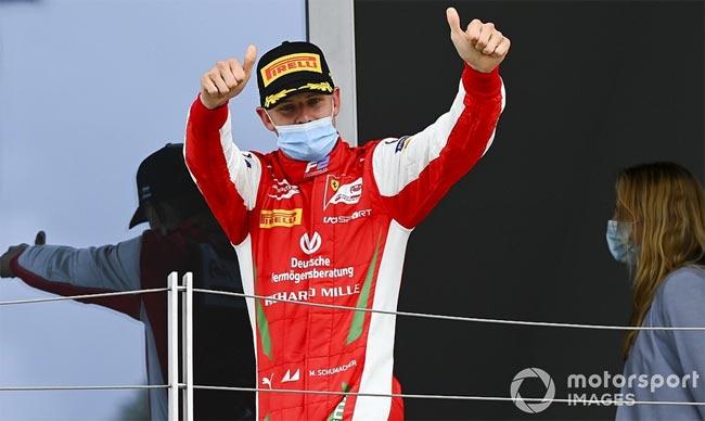 Ferrari озвучила условие попадания Мика Шумахера в Ф1