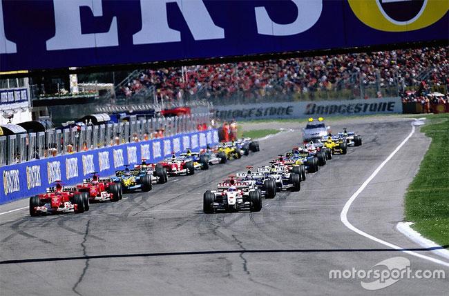 Гран-при Формулы 1 в Имоле пройдет за два дня