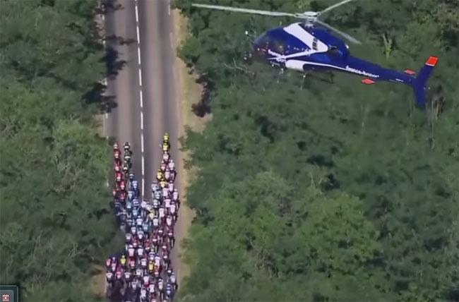 «Тур де Франс». Австралиец Калеб Эван выиграл третий этап (+Видео) - «ВЕЛОСПОРТ»