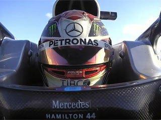 Формула 1. Гран-при Италии.  Льюис Хэмилтон выиграл квалификацию