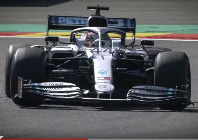 Формула 1. Хэмилтон выиграл Гран-при Тосканы