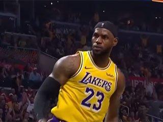 Леброн Джеймс оформил новый рекорд НБА