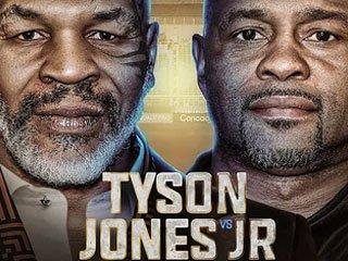 Майк Тайсон и Рой Джонс раскритиковали организаторов боя за двухминутные раунды: Мы не женщины