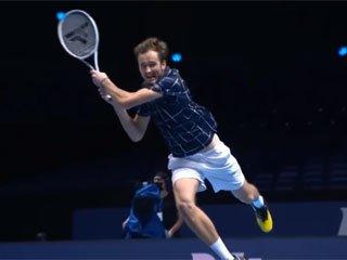 Медведев поделился ожиданиями от встречи с Тимом в финале Итогового чемпионата АТР