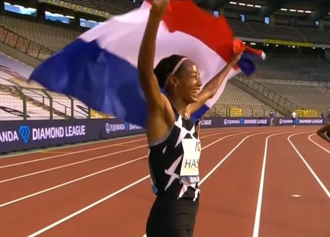 Мировая рекордсменка Хассан вошла в число претенденток на звание лучшей легкоатлетки года
