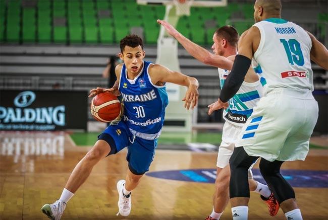 Евробаскет-2022. Квалификация. Украина проиграла Словении в Любляне