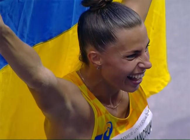 Марина Бех-Романчук стала лучшей прыгуньей в длину в 2020 году