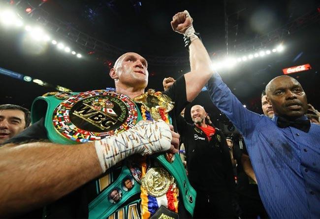 WBC подвел итоги 2020 года: Лучший боец – Фьюри, лучшее выступление – Лопес против Ломаченко