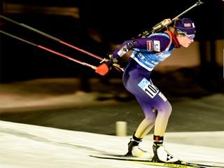 Екатерина Бех  – бронзовый призер в индивидуальной гонке на втором этапе Кубка IBU