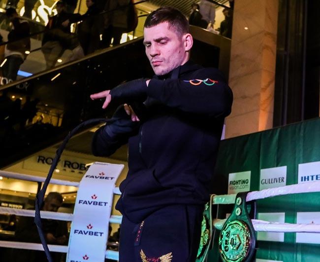 Красюк о Беринчике: Боксёр начинает зарабатывать, когда становится чемпионом